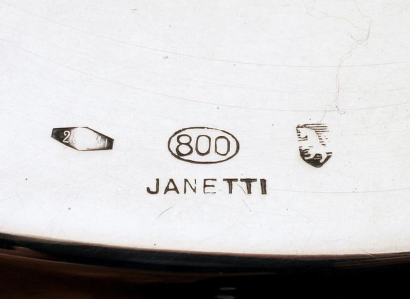 Italian  Silver