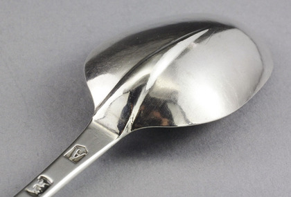 George I Silver Rat-Tail Hanoverian Spoon